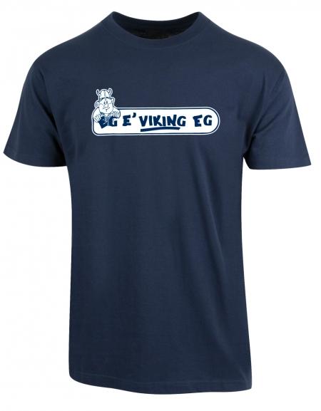 T-skjorte -  Eg e Viking eg