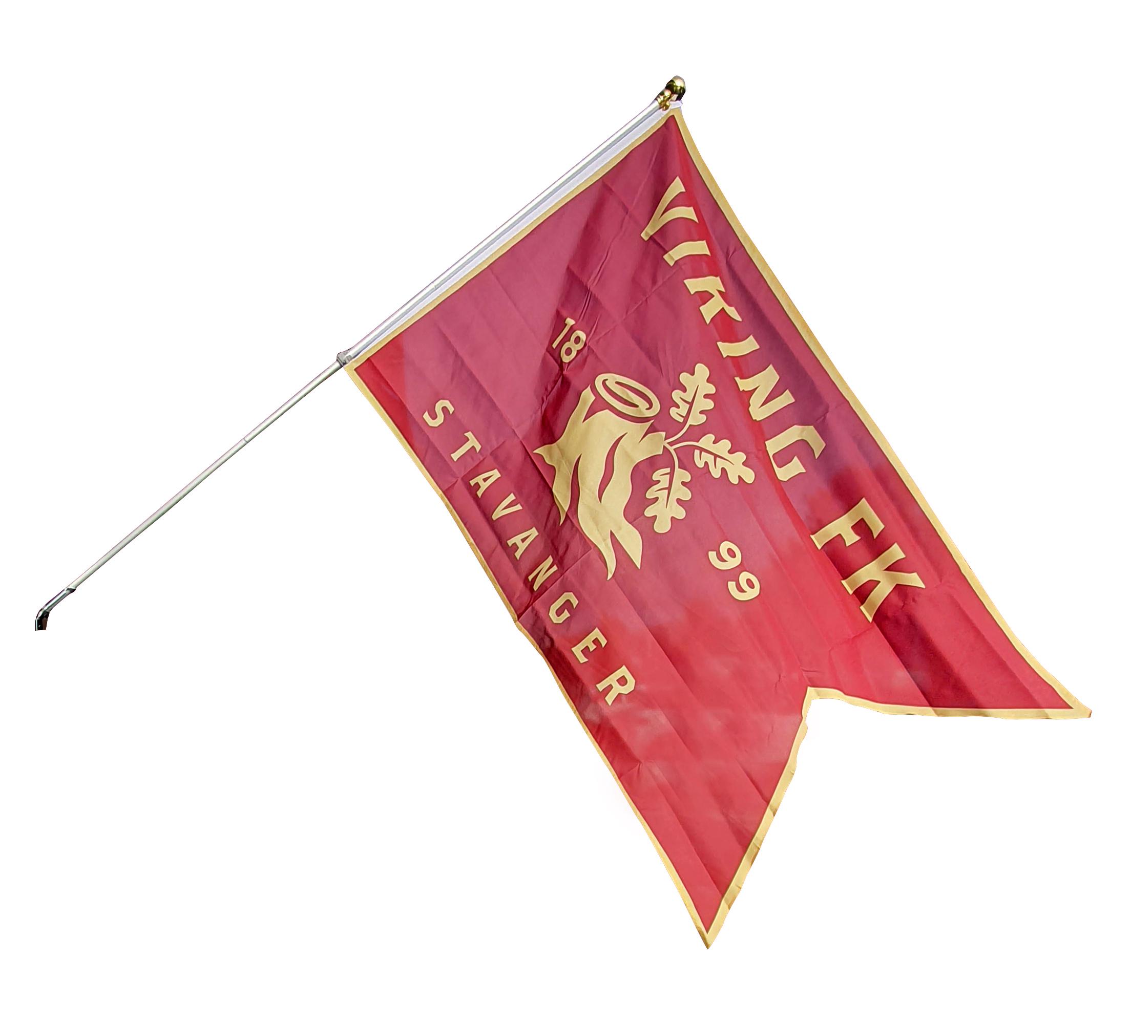 Balkongflagg -
