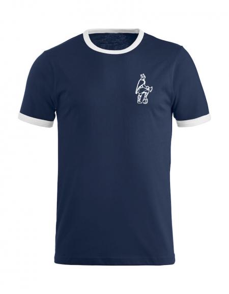 T-skjorte blå - Gammel Viking