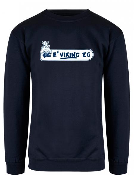 Collegegenser - Eg e Viking eg