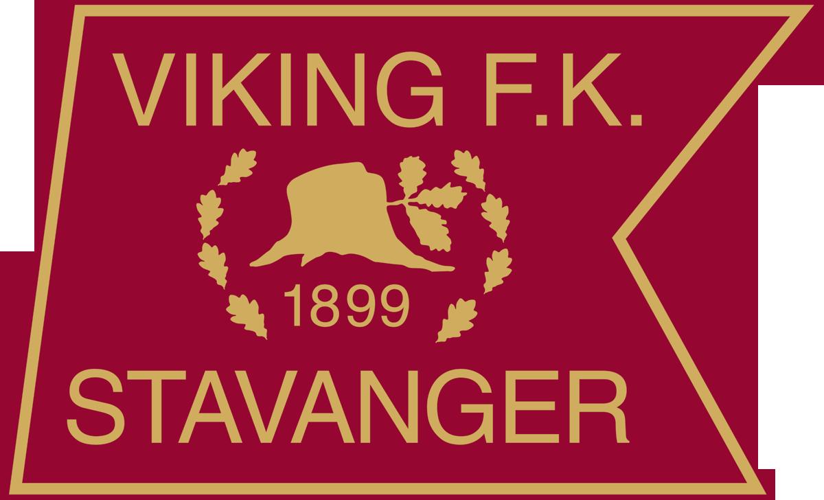 Klistermerke Vikinglogo