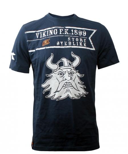T-skjorte - Store øyeblikk- Viking SALG